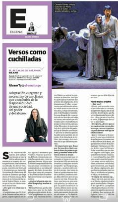 El Correo de Bilbao 2016