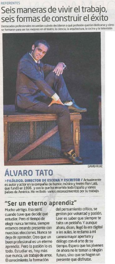 El Mundo 8 julio 2014