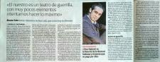 El Norte de Castilla 19 julio 2014