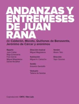 Juan Rana CNTC Ron Lalá