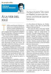 Diario de Jerez noviembre 2019