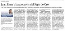La Nueva España crítica febrero 2020