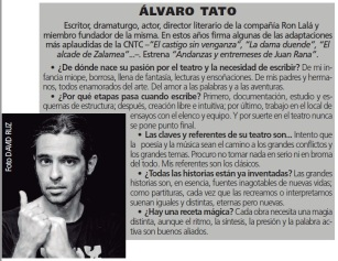 Revista Teatros feb 2020